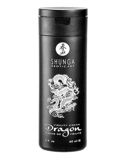 Shunga - Dragon Intensifying Cream Sensitive - 60 ml - Erotiekvoordeel.nl