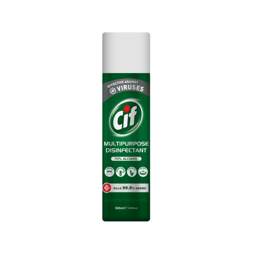Cif Disinfectant Spray 500ml