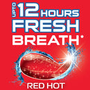 Closeup Toothpaste Red Hot 145g