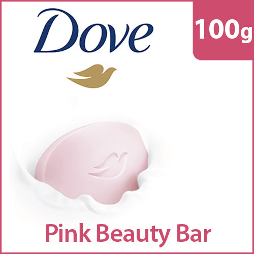 Dove Beauty Bar Pink 100g