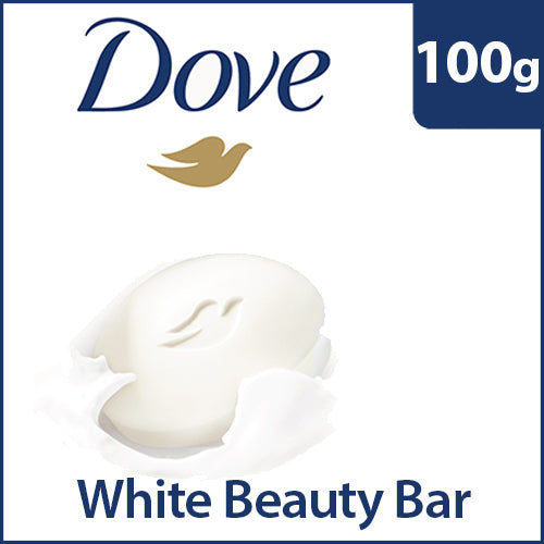 Dove Beauty Bar White 100g