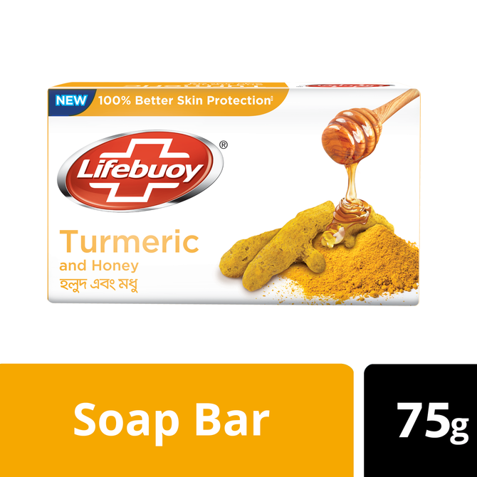 Lifebuoy Soap Bar Turmeric 75g