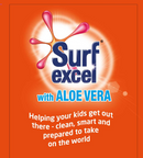 Surf Excel Washing Powder with Aloe Vera 1kg