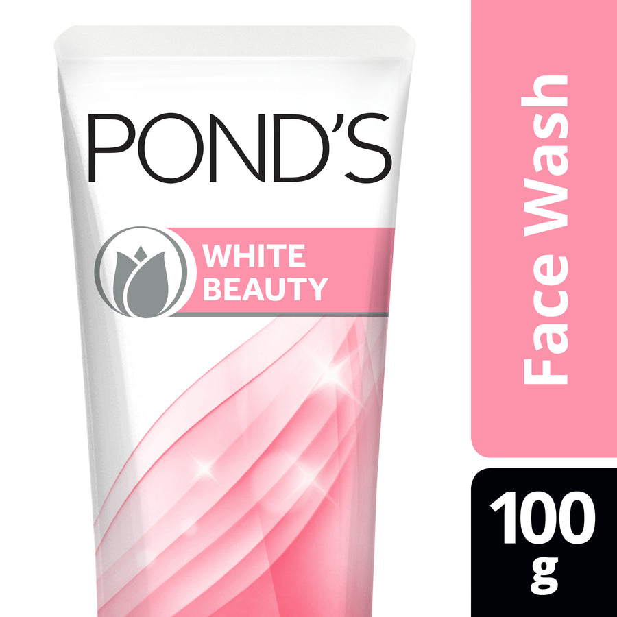 Ponds Face Wash White Beauty 100g