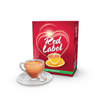 Red Label Black Tea 400g