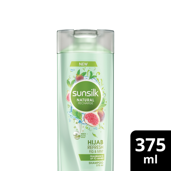 Sunsilk Shampoo Hijab Recharge 375ml