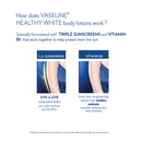 Vaseline Lotion Healthy White 400ml