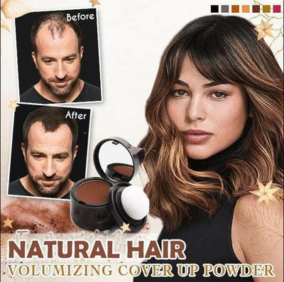 Natural Hair Volumizing Cover Up Powder