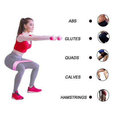 Positive Great Glute Bands