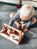 Wooden Tool Play Set