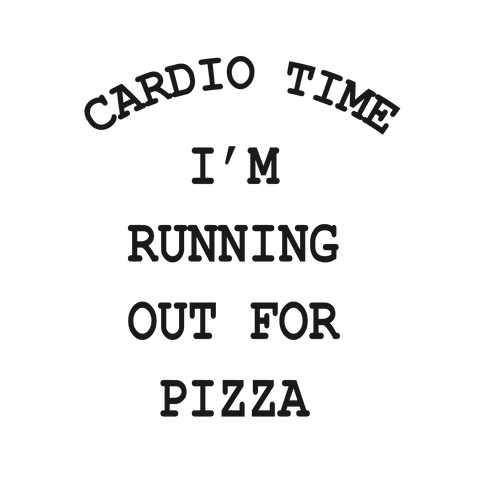 I'm Runnin' Out For Pizza
