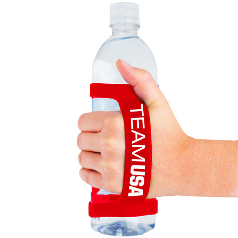 Team USA Bottle Band Red
