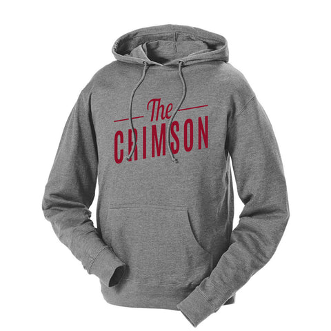 The Crimson French Terry Hoodie