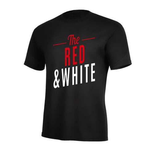 The Red & White Pro Tee