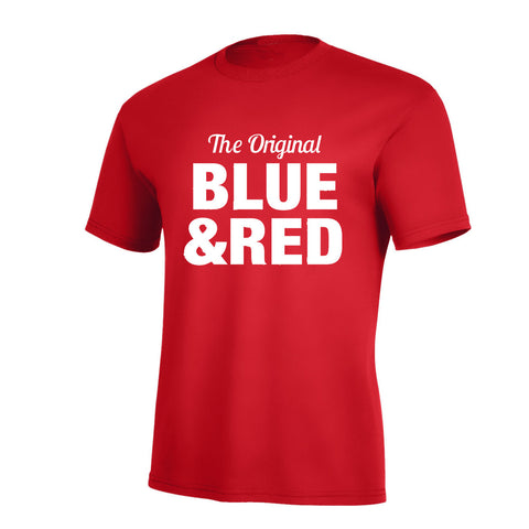 The Original Red & Blue Pro Tee