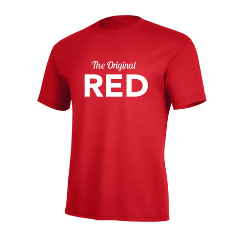 The Original Red & White Pro Tee