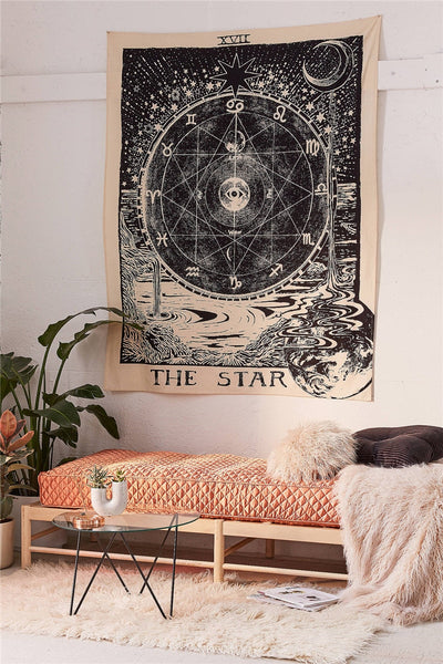 The Star Zodiac Tapestry