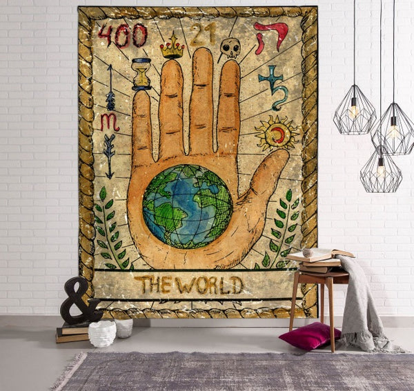 Your World Tarot Tapestry