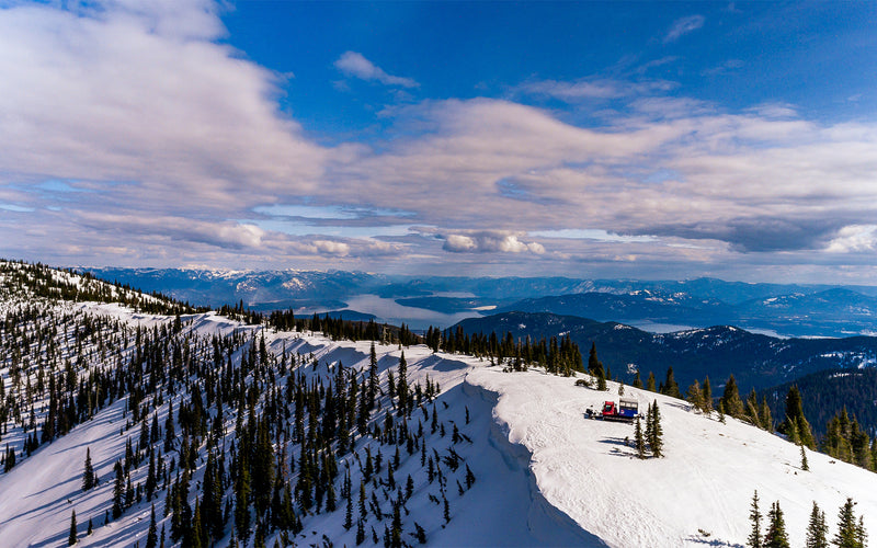 Sightseeing snowcat tours