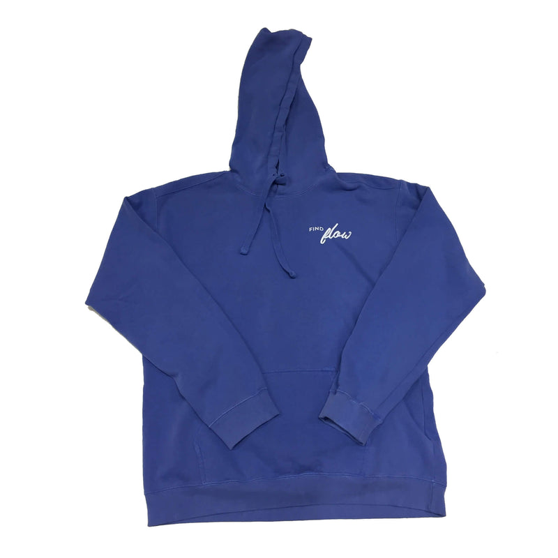 Hooded sweatshirt (front)