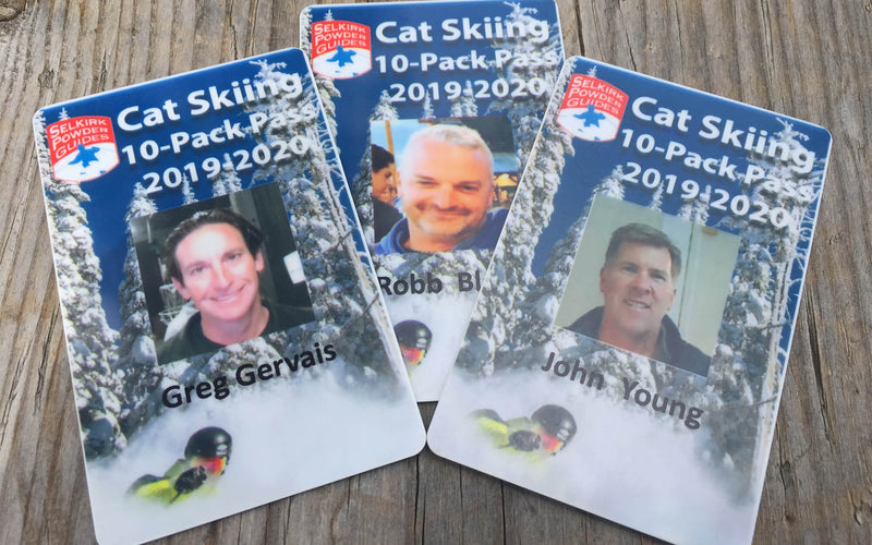 Cat Skiing Season Pass