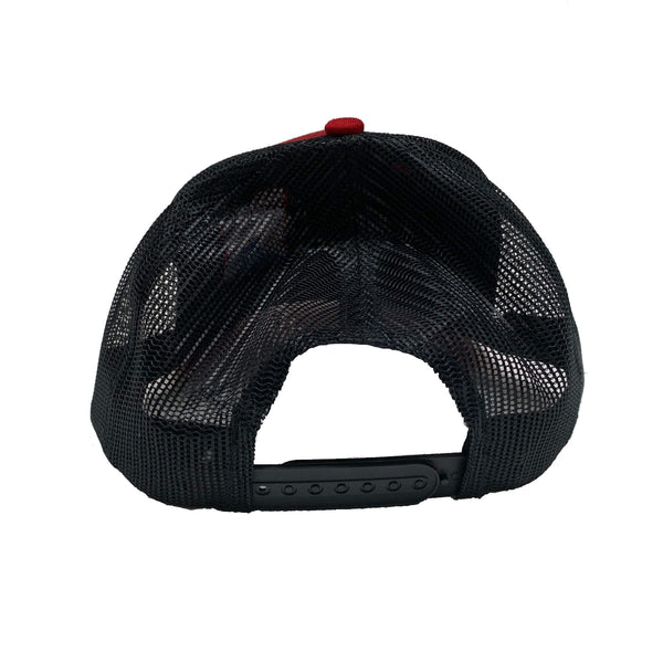 Trucker hat (back)