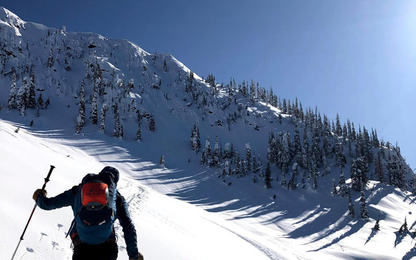 Backcountry skiing & splitboarding