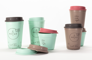 RECUPS - Minimum order 50 cups total