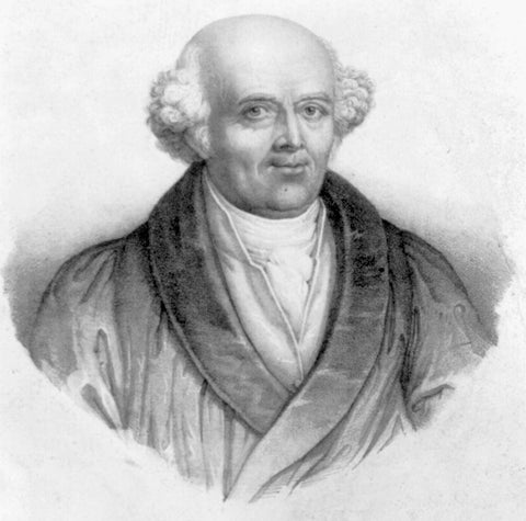 Dr. Samuel Hahnemann, the great German doctor