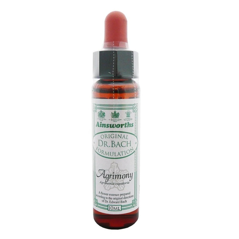Ainsworths Agrimony Bach Flower Remedy 10ml