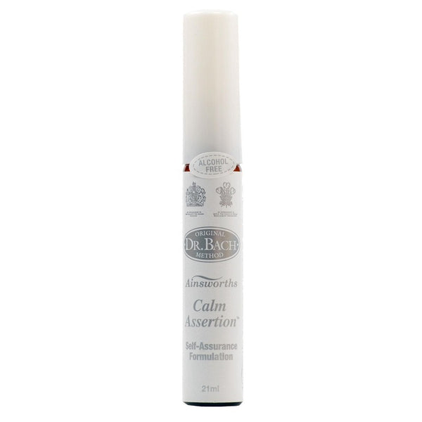 Ainsworths Calm Assertion Spray 21ml