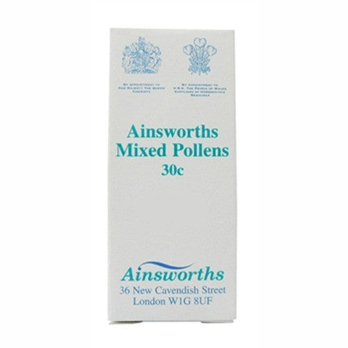 Ainsworths Mixed Pollens 30c