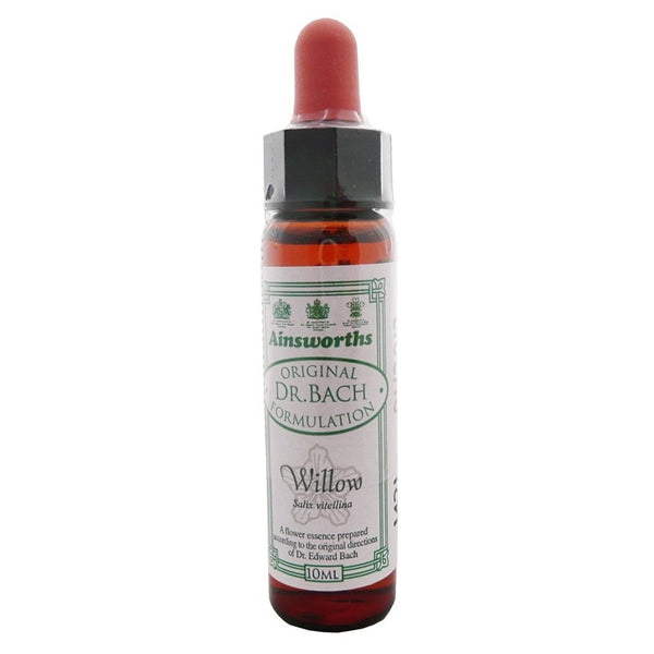 Ainsworths Willow Bach Flower Remedy 10ml