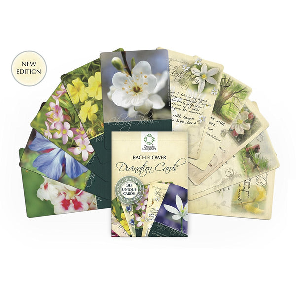 Bach Flower Divination Cards Creature Comforters