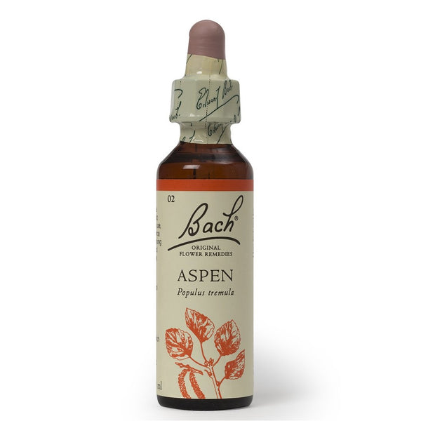 Bach Original Flower Remedies Aspen 20ml
