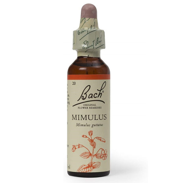 Bach Original Flower Remedies Mimulus 20ml