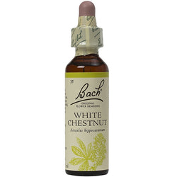 Bach Original Flower Remedies White Chestnut 20ml