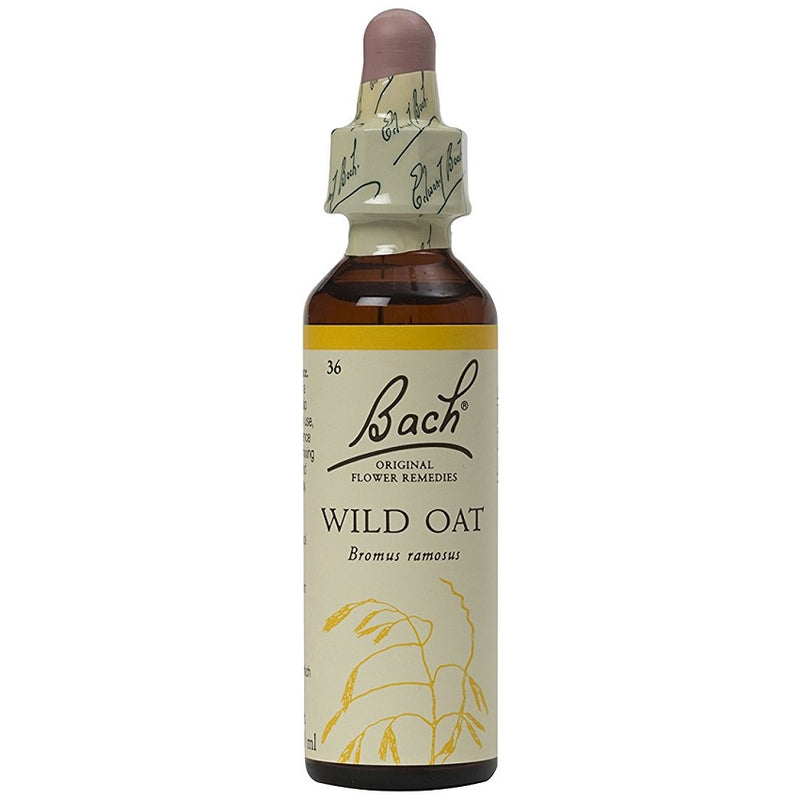 Bach Original Flower Remedies Wild Oat 20ml