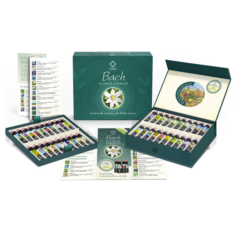 Creature Comforters Bach Flower Essences Set