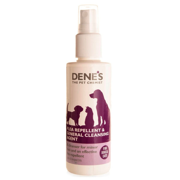 Denes Flea Repellant and General Cleansing Agent 100 ml