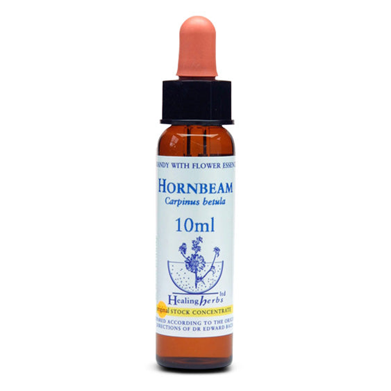 Healing Herbs Hornbeam Bach Flower Remedy 10ml
