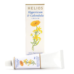 Helios Hypericum and Calendula Cream