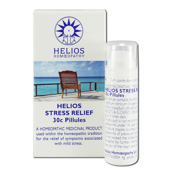 Helios Homeopathy Stress Relief 30c