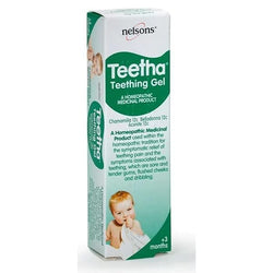 Nelsons Teetha Teething Gel 15g