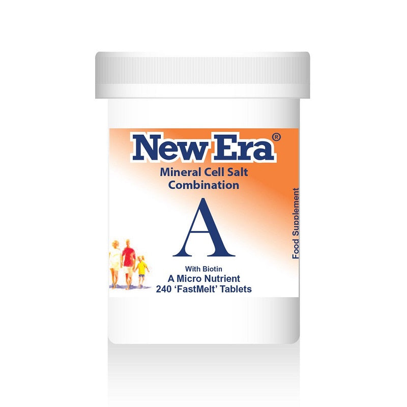 New Era Combination A 240 Tablets