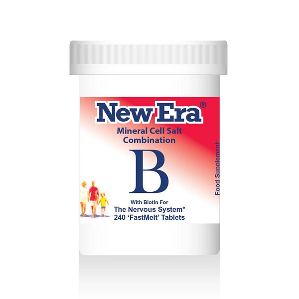 New Era Combination B 240 Tablets