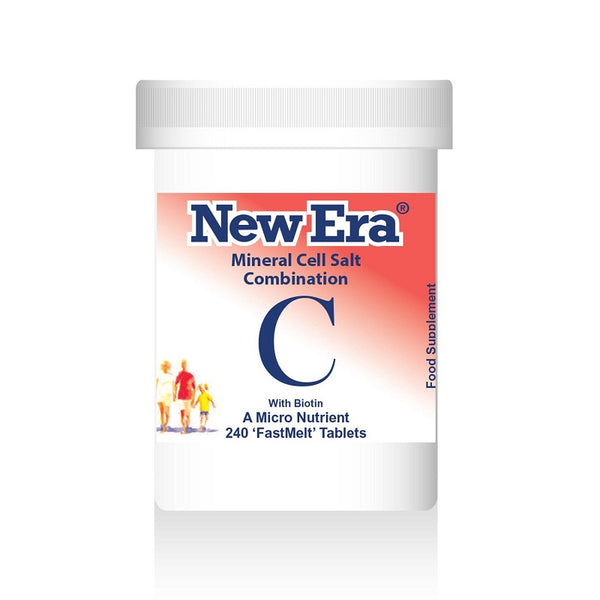 New Era Combination C 240 Tablets