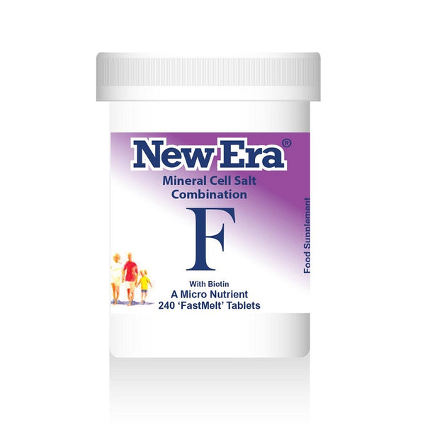 New Era Combination F 240 Tablets