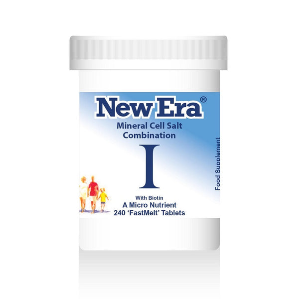 New Era Combination I 240 Tablets