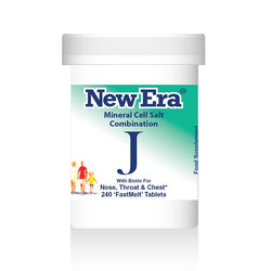 New Era Combination J 240 Tablets